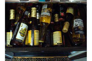 """Beer drawer """"before"""""""