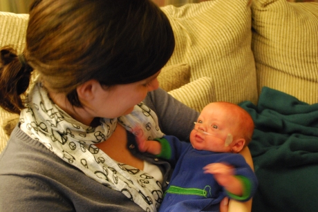 Max thinks aunt Kristy is pretty neat