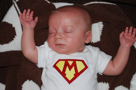 """I think """"SuperMax"""" thought he was flying here..."""