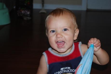 Connor being a cutie