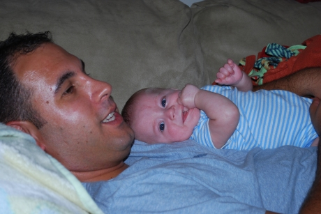 Eric and Max